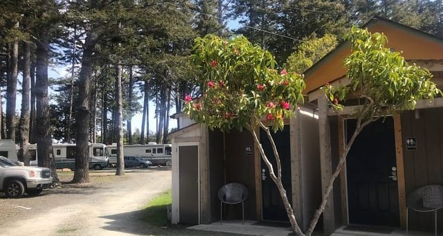 Restrooms for RV Park